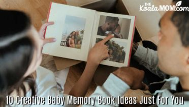 10 Creative Baby Memory Book Ideas Just For You.