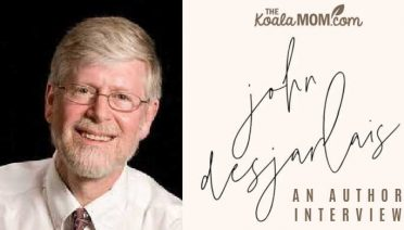 John Desjarlais: an author interview.