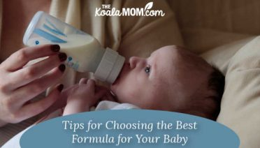Tips for Choosing the Best Formula for Your Baby