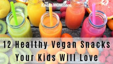 12 Healthy Vegan Snacks Your Kids Would Love