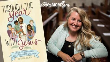 Katherine Bogner is the author of Through the Year with Jesus, Gospel Reflections and Readings for Children