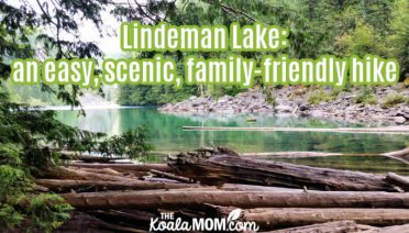 Lindeman Lake: an easy, scenic, family-friendly hike