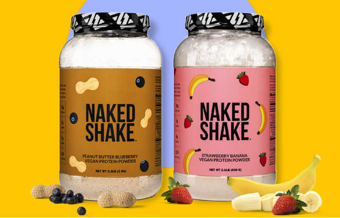 A healthy protein shake like Naked Shake gives you a way to catch up on some of the nutrients and macros you're missing when you have little time for regular meals.