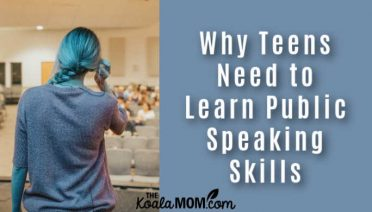 Why Teens Need to Learn Public Speaking Skills