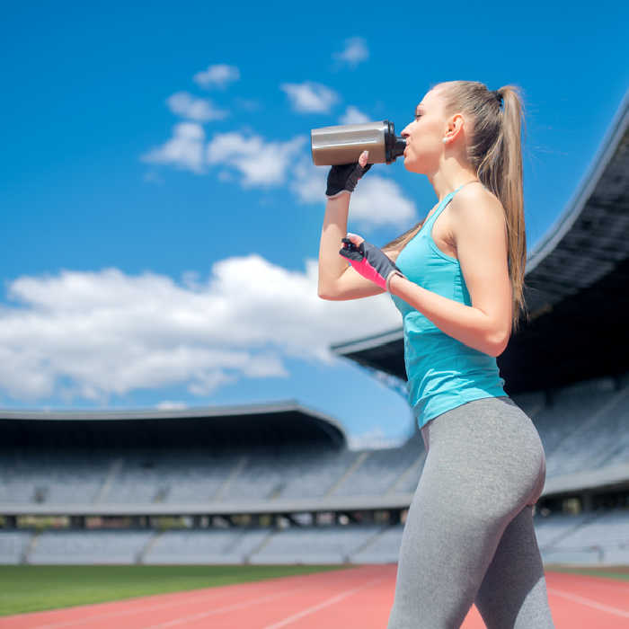 No matter how busy you are, you're not so busy that you can't drink water. And while we often don't think of water as a vital part of a healthy diet, hydration is as important, if not more, to maintain day-to-day health.