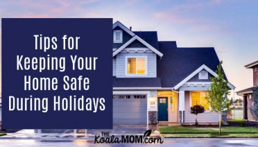 Tips for Keeping Your Home Safe During Holidays. Image by Pexels from Pixabay
