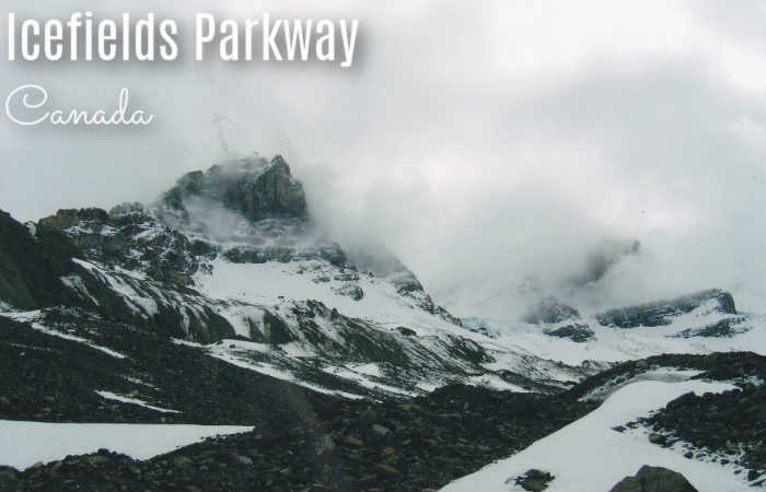 Icefields Parkway, Canada.