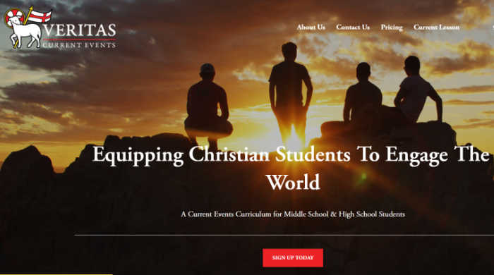 Veritas Current Events - Equipping Students to Engage the World