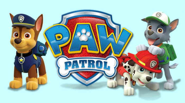 New Paw Patrol episodes are available bi-weekly on the Knowledge Kids app and website.