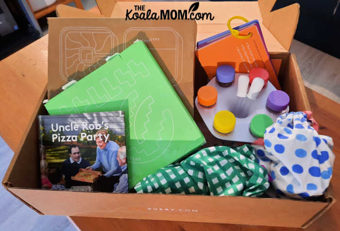 The Problem Solver Play Kit.